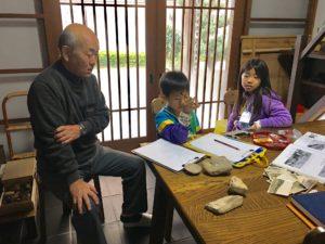 浅井さんと2人の編集委員